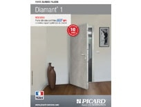 Porte blindée Diamand 1