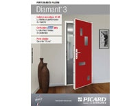 Porte blindée Diamand 3
